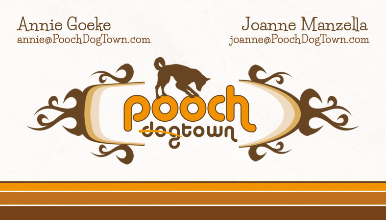 Pooch DogTown - back